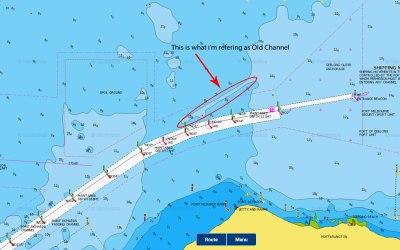 Portarlington Old Channel