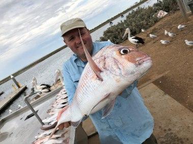 2018-Dec-8th Happy-Fisherman Portarlington