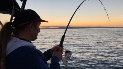 2018-dec-23rd Happy fisherman mud island