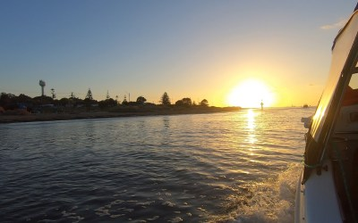 Quick Video following last post – fishing at Point Cook