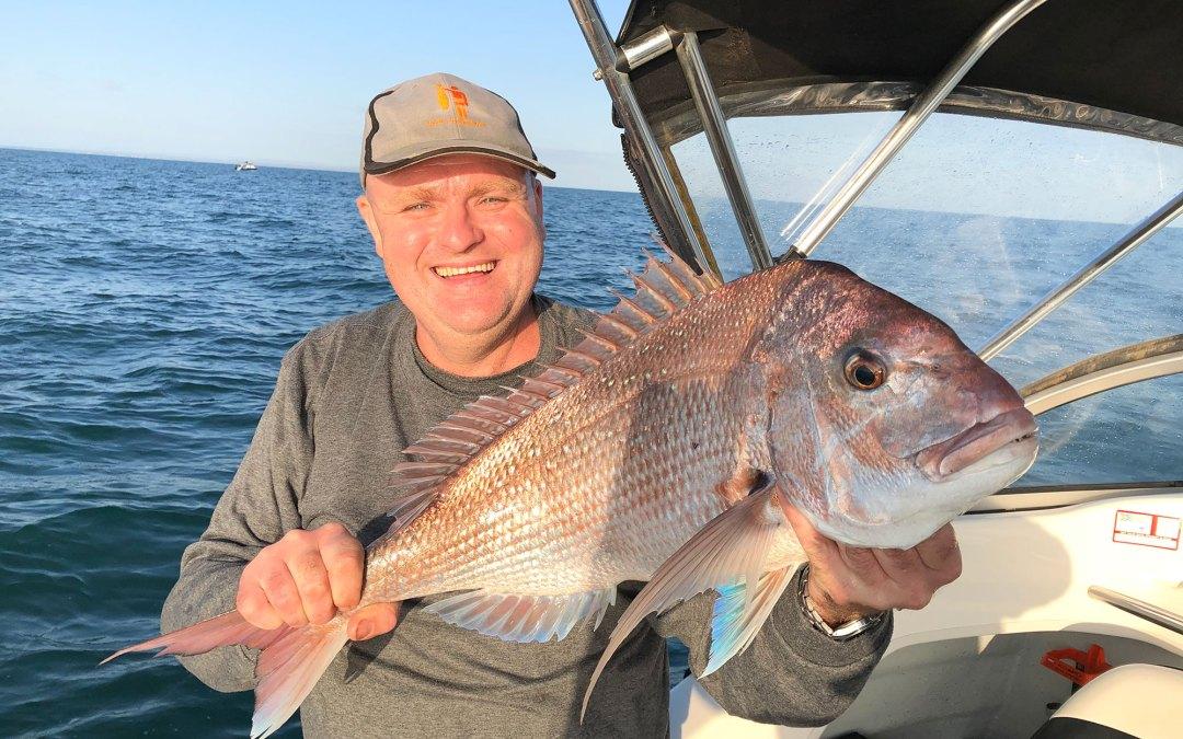 fishing-port-phillip-bay-snapper-happy-fisherman