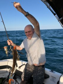 fishing-point-cook-happy-fisherman