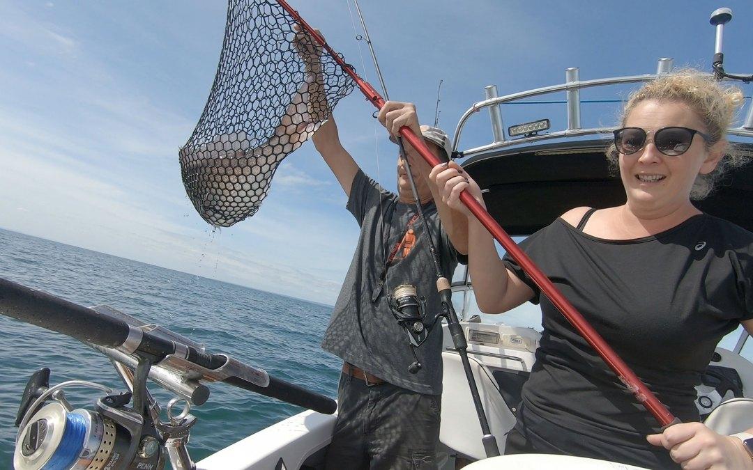 2020 March 24th – fishing Port Phillip Bay