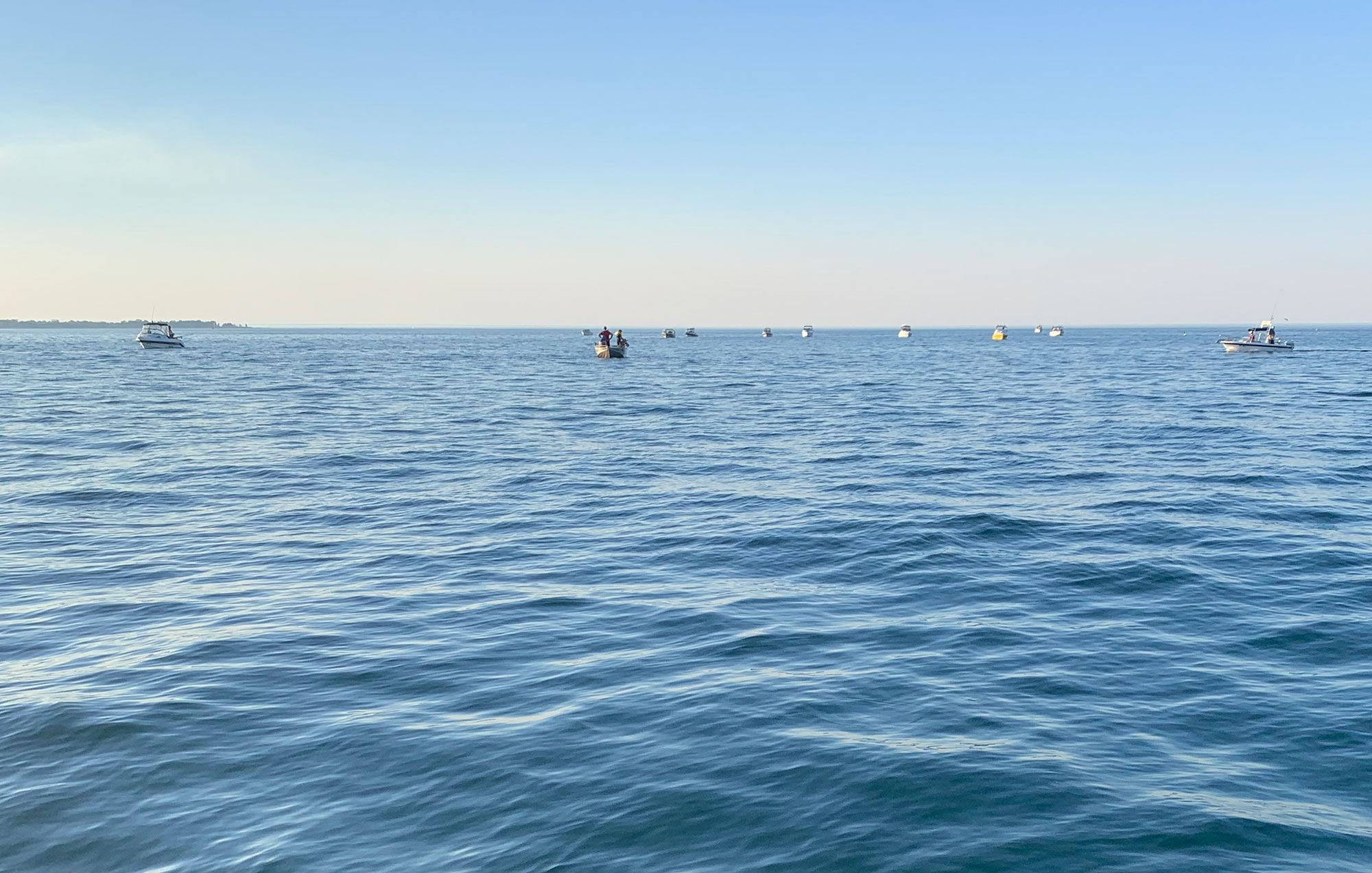 happy fisherman fishing st leonards