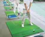 ゴルフ練習してないんだからミスが出ても嘆くんじゃない!!!