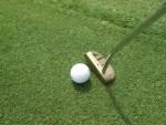 ゴルフの基本は手前から攻める。アプローチ&パター編。