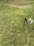 ゴルフがうまくなりたくてコソ練してます。