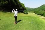 ゴルフコースでラウンド中に考えること。何を考えてプレーしてますか?