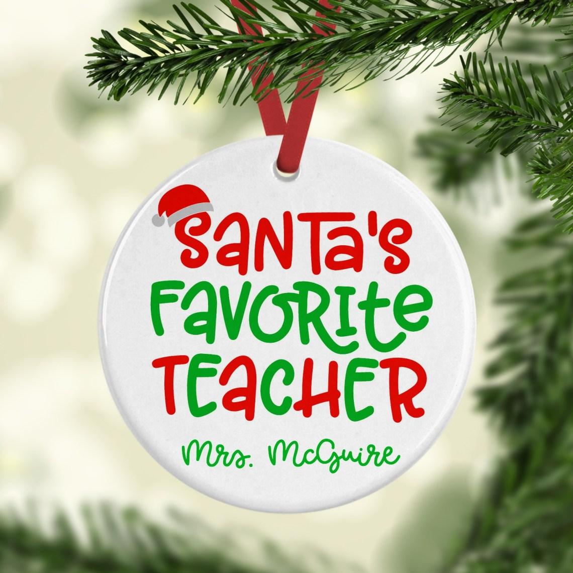 Download Christmas Teacher SVG Bundle - Happy-Go-Lucky