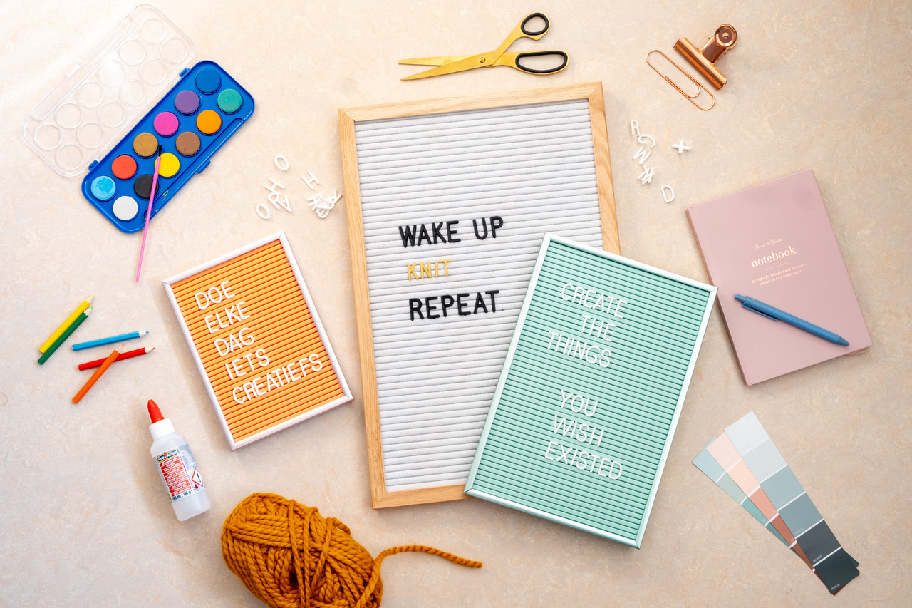 30 grappige craft quotes voor je letterbord