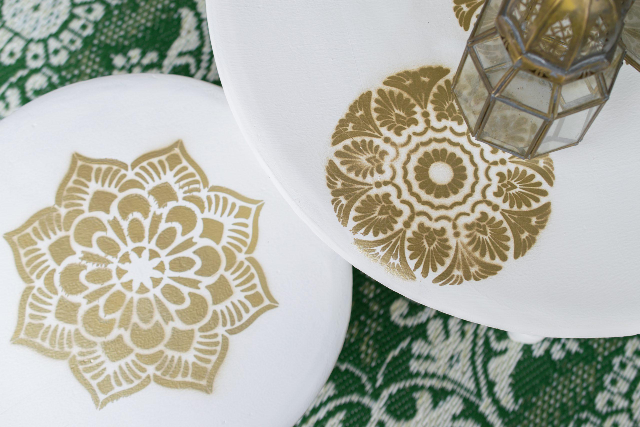DIY salontafel make-over