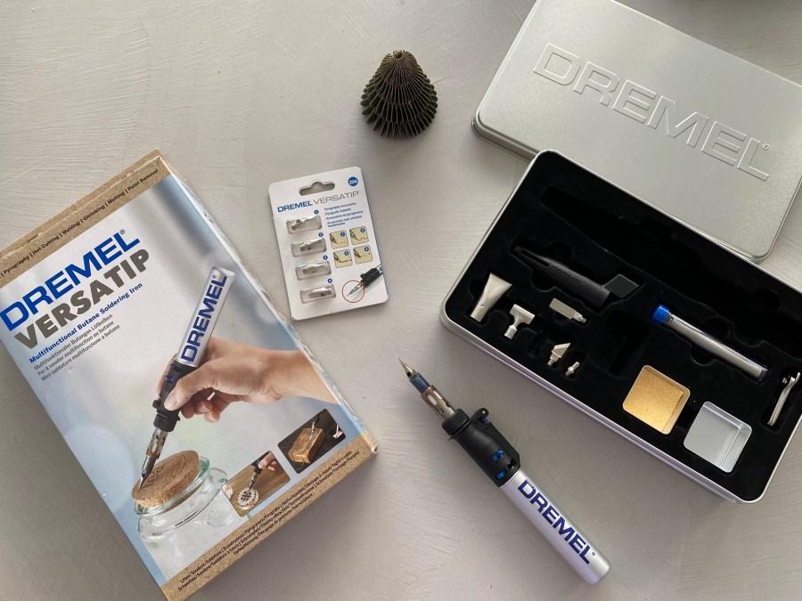 DIY met Dremel Versatip