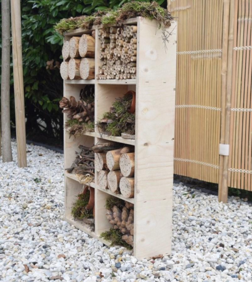DIY insectenhotel