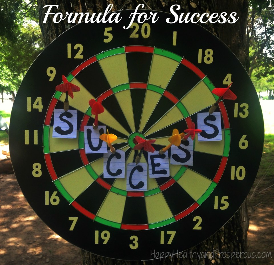 Formula for Success photo