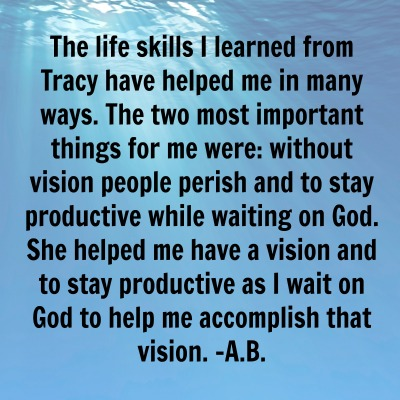 What others are saying about Tracy and how she has helped them achieve success