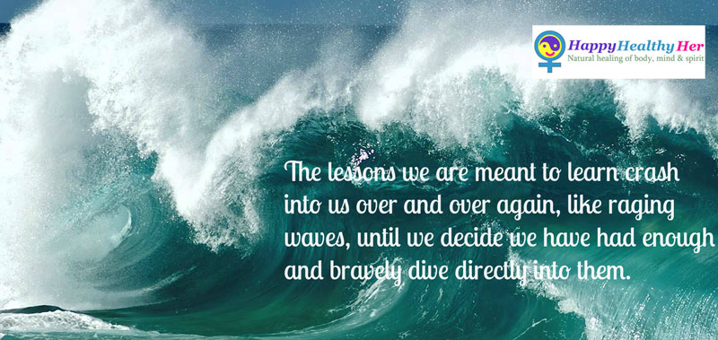 The lessons we are meant to learn