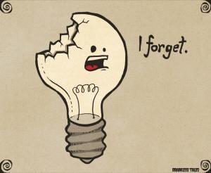 Image result for forgetful god