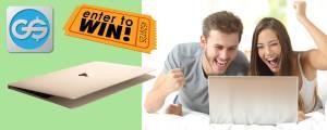 Macbook Retina Gold Sweepstakes