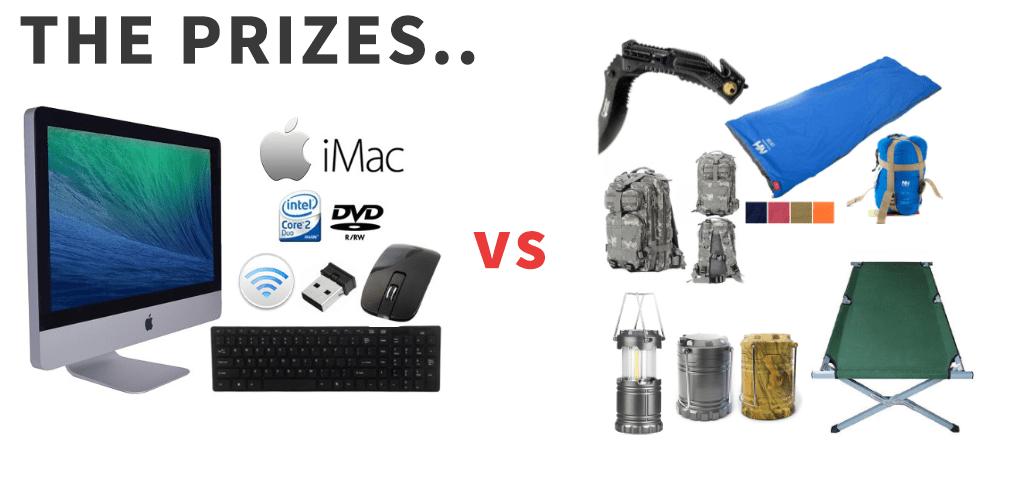 iMac Desktop Computer #Sweepstakes