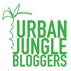 Urban Jungle Bloggers Logo by Joelix