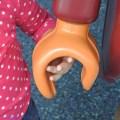 Händchenhalten mit der Playmofrau