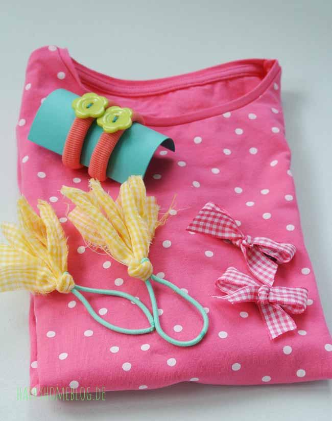 Ein Stück vom Glück Hübsches Paket für ein wirtschaftlich benachteiligtes Kind. Aktion der initiative Handarbeit und der Tafeln