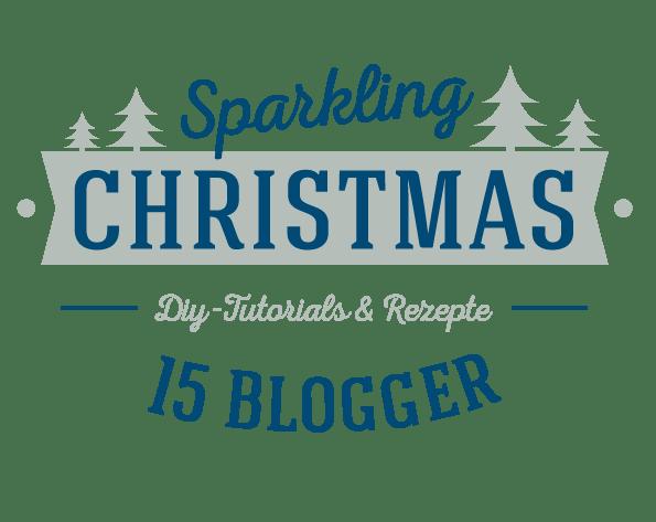 Sparkling Christmas 15 Blogger machen DIY Tutorials und Rezepte mit kostenlosem e-book