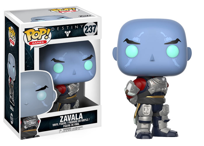Funko Pops FINALLY Launch a Destiny Line!