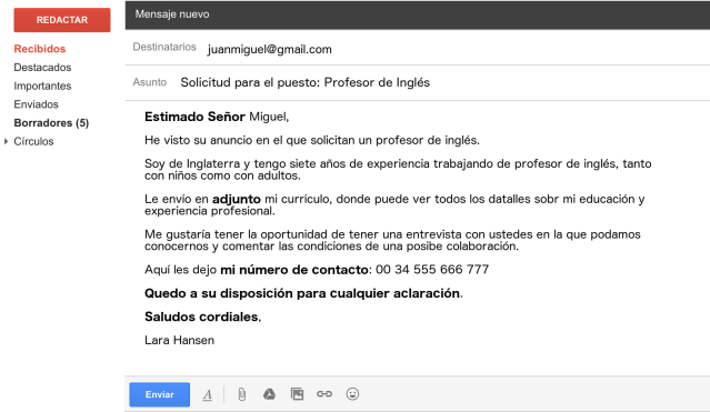 Write an Email in Spanish like a Native: Essential Vocab and Phrases