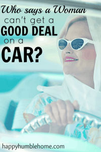 How to Get a Good Deal on a Car (when you're not good at negotiating)