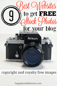 9 Best Websites to get Free Stock Photos for your Blog