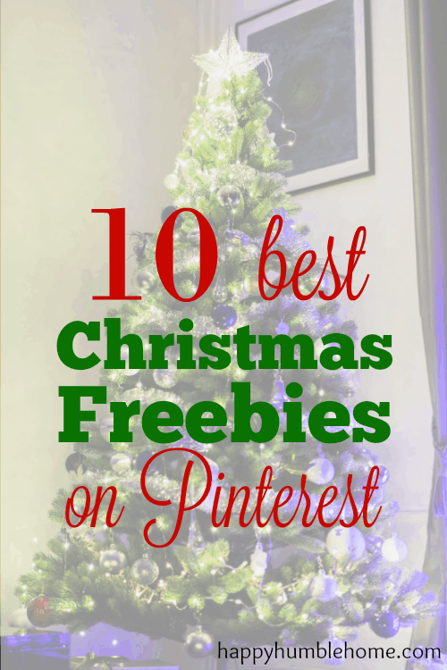 10 Best Christmas Budgeting Resources on Pinterest - I SAVED SO MUCH MONEY with these ideas!! You have to check this out!!