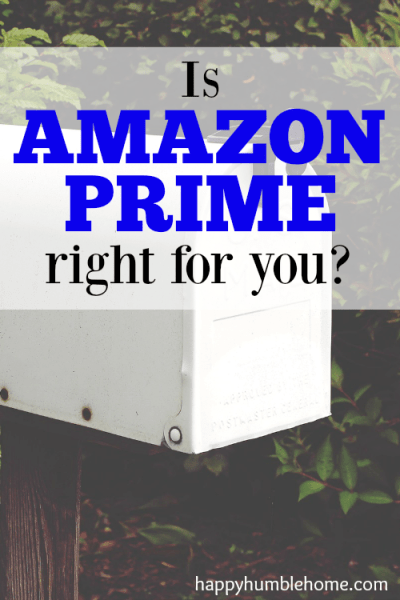 Everything you need to know about Amazon Prime. I save a lot of money using Amazon Prime - find out if you can too!