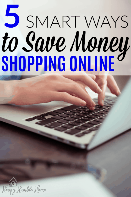 5 Smart Ways to Save Money Shopping Online - Wow! I had no idea about #2 and I saved $25 already this morning!! Great ideas!