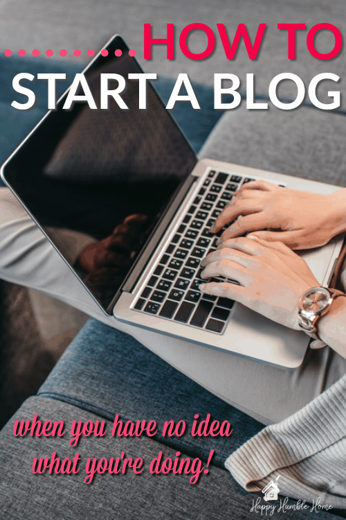 How to start a blog when you have no idea what your doing - An easy to follow, plain english tutorial for starting your first blog and setting it up for success and profit! Learn how to set up hosting, design your blog, and get started with writing!