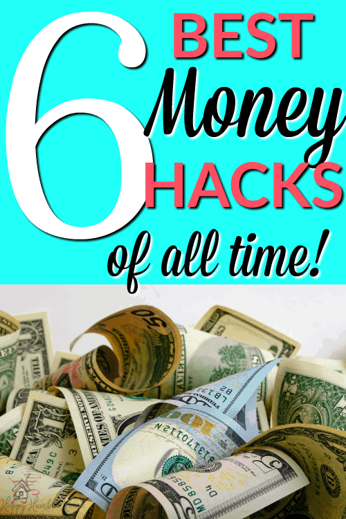 6 Best Money Hacks of all time | Happy Humble Home