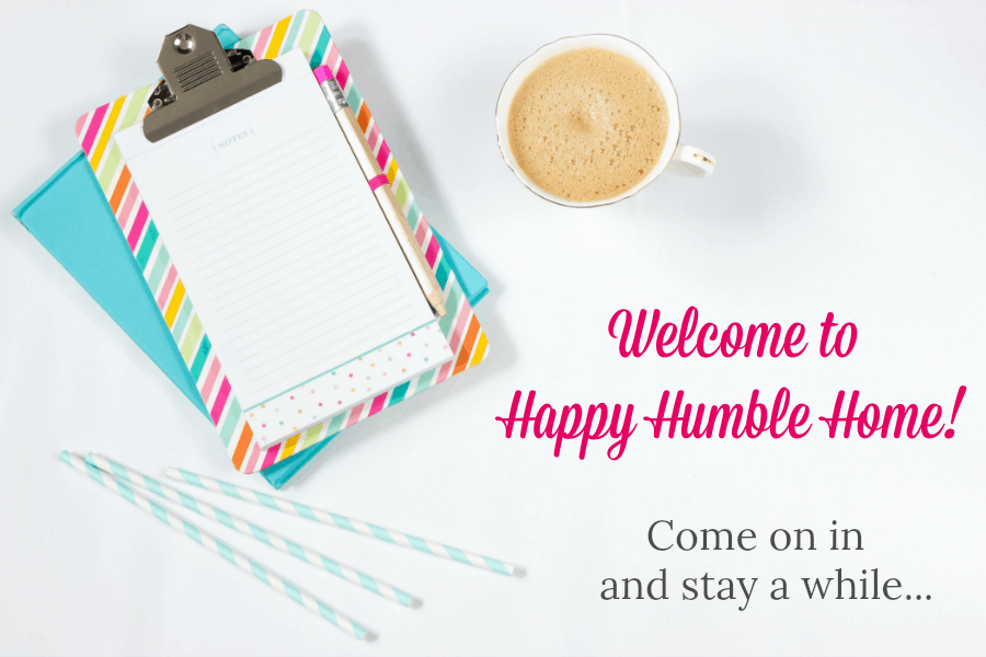Welcome to Happy Humble Home
