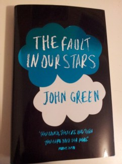 The Fault In Our Stars Hard back