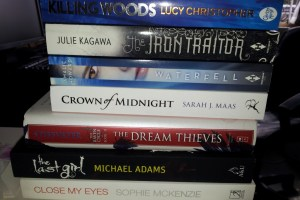 Stacking the Shelves #9 – The Week I Discovered Edelweiss…