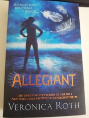Stacking the Shelves #10 – Allegiant arrives