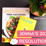Jenna's 2020 Life and Bookish Resolutions