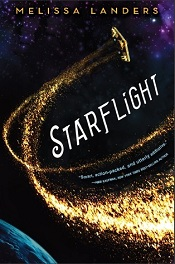 Starflight by Melissa Landers Review: This book brought me over the moon and stars