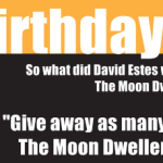 The Moon Dwellers Birthday Bash – Giveaway & Free eBook!