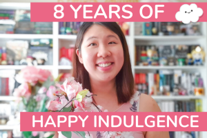 8 YEAR BLOGOVERSARY: How Blogging Has Changed My Life + INT Giveaway