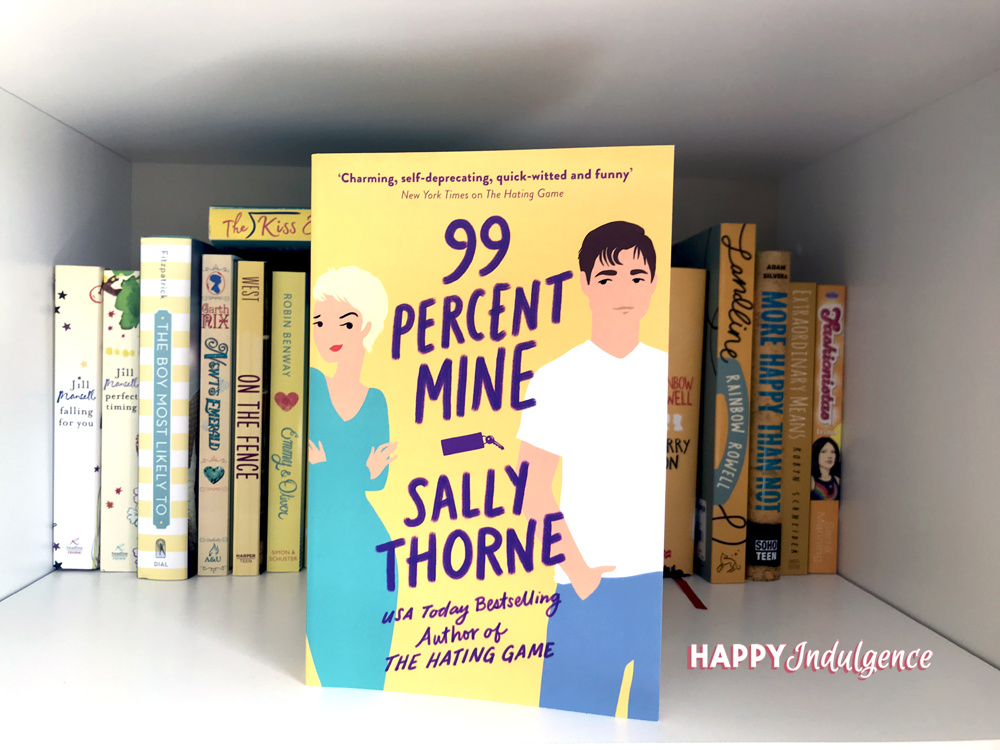 99 Percent Mine Review: Strong Family Themes but Shaky Romance