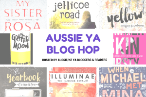 Do you #LoveOzYA? Join the Aussie YA Blog Hop!