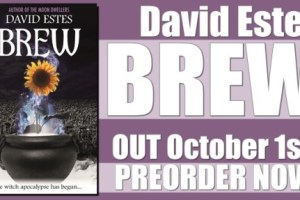 Cover Reveal for Brew by David Estes