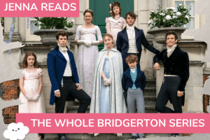I Read the Whole Bridgerton Series This Month!