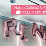Event Recap: HarperCollinsCA Frenzy Fall Preview