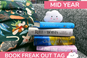Mid Year Book Freak Out Tag 2021